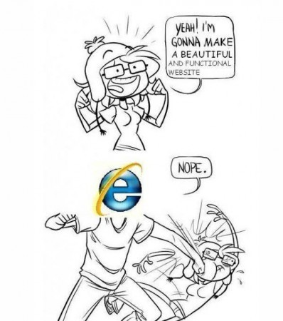 Just one reason to use Google Chrome for browsing…