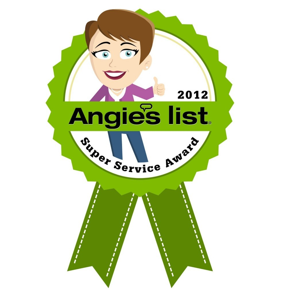 Psinergy TechWarrior Saint Paul Earns Esteemed 2012 Angie's List Super Service Award