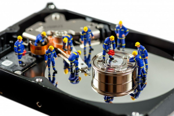 Disk Repair & Defrag - Bring-to-Us