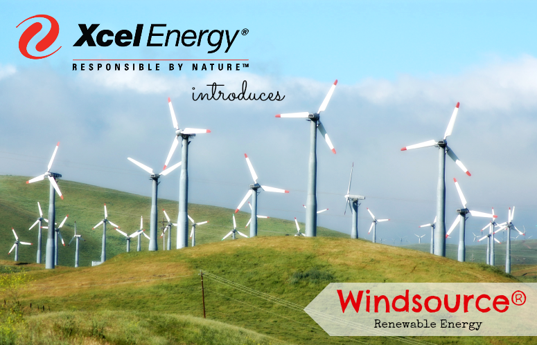 Windsource Renewable Energy with Xcel Energy