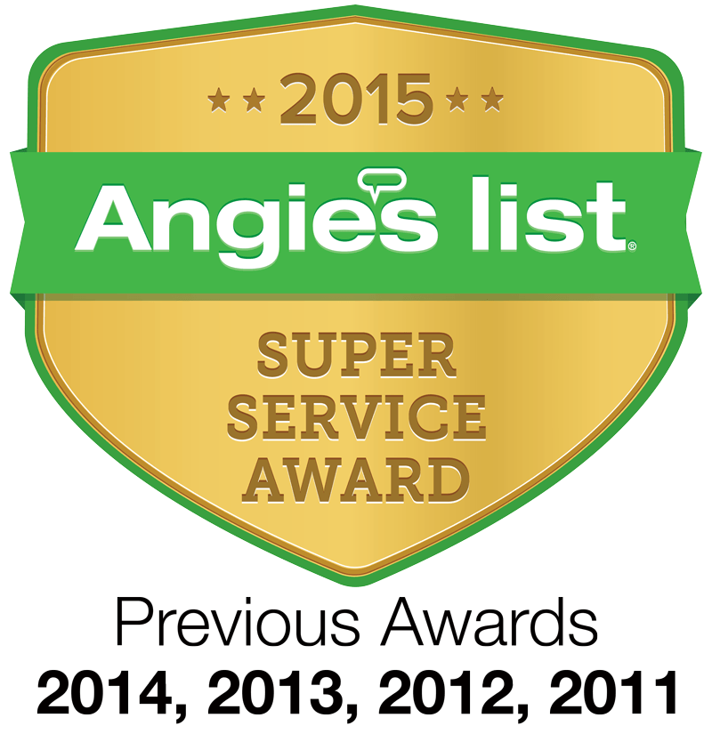 Psinergy TechWarrior St Paul Earns Esteemed 2015 Angie's List Super Service Award