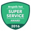 2016 Super Service Award for Computer Repair & IT Services