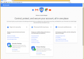 Update to Privacy & Security Tools for Google Accounts