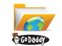 GoDaddy® Online Storage & Backup