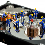 Data Recovery on a Hard drive