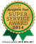 2014 Super Service Award for Computer Repair & IT Services
